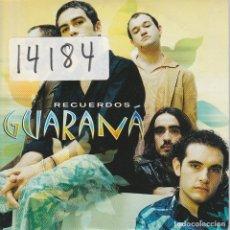 CDs de Música: GUARANA / RECUERDOS / AY CARMELA (CD SINGLE CARTON PROMO 2000). Lote 67371141