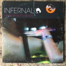 CDs de Música: INFERNAL - FROM PARIS TO BERLIN . CD SINGLE . 2004 BLANCO Y NEGRO. Lote 206314183
