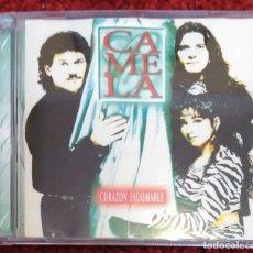 CDs de Música: CAMELA (CORAZON INDOMABLE) CD 1997. Lote 67387917
