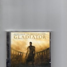 CDs de Música: CD - GLADIATOR - BSO - BUEN ESTADO . Lote 67454181
