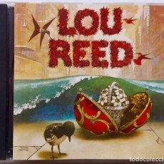 CDs de Música: LOU REED. LOU REED. CD EDICIÓN ALEMANIA. Lote 67507141