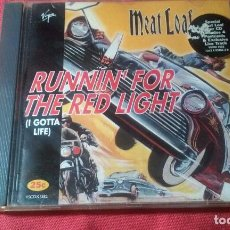 CDs de Música: MEAT LOAF RUNNIN'FOR THE RED LIGHT CD (4 CANCIONES). Lote 67535977