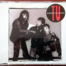CDs de Música: MECANO: TÚ, CD MAXI ARIOLA 74321 119512 (2B). SPAIN, 1992.. Lote 67544241