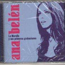 CDs de Música: CD ANA BELEN - LA MURALLA Y SUS PRIMERAS GRABACIONES - NUEVO PRECINTADO. Lote 67573233