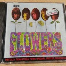 CDs de Música: THE ROLLING STONES - FLOWERS. Lote 67575603