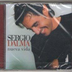 CDs de Música: CD SERGIO DALMA - NUEVA VIDA - NUEVO PRECINTADO. Lote 67577629