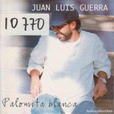 CDs de Música: JUAN LUIS GUERRA / PALOMITA BLANCS (CD SINGLE CARTON PROMO). Lote 67598153