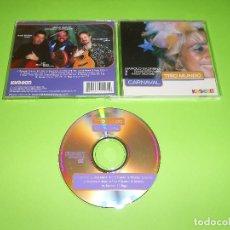 CDs de Música: TRIO MUNDO ( CARNAVAL ) - CD - KHAEON - MANOLO BADRENA - DAVE STRYKER - ANDY MCKEE. Lote 67661705