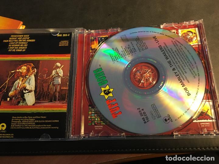 CDs de Música: BOB MARLEY ( LIVE) CD 7 TRACKS (CDI4) - Foto 2 - 67672137