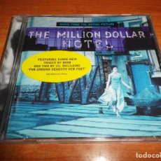 CDs de Música: THE MILLION DOLLAR HOTEL BANDA SONORA BONO U2 CD ALBUM DEL AÑO 2000 CONTIENE 16 TEMAS. Lote 67686337