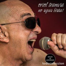 CDs de Música: ORIOL TRAMVIA. NO SIGUIS BÈSTIA! EDICIÓN ESPECIAL LIMITADA. SATELITE K 2016. Lote 161285982