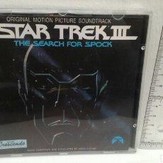 CDs de Música: BSO SOUNDTRACK STAR TREK LLL 3 . Lote 67824709