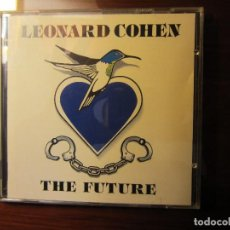 CDs de Música: LEONARD COHEN- THE FUTURE- CBS/SONY 1992. Lote 67864965