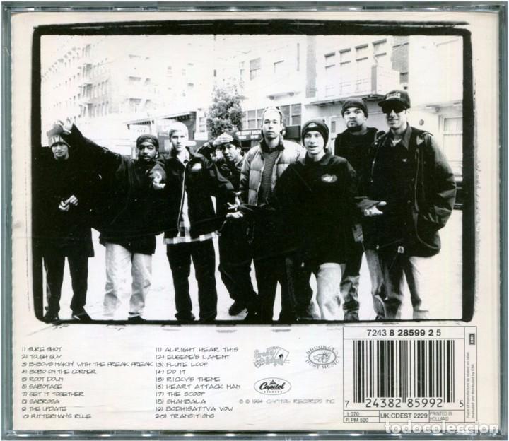 CDs de Música: Beastie Boys – Ill Communication - CD Europe 1994 - Capitol / Grand Royal 7243 8 28599 2 5 - Foto 2 - 67884009