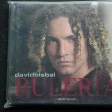 CDs de Música: DAVID BISBAL. Lote 67906135