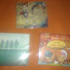 CDs de Música: 3 CDS NUEVOS MUSICA EN CATALAN ROCK CATALÀ DIFICILES ( ENLACES PARA ESCUCHAR Y LEER LAS CANCIONES ). Lote 67918562