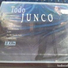 CDs de Música: TODO JUNCO - PRECINTADO / 3 CDS - PRECINTADO. Lote 67972761