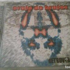 CDs de Música: ORUJO DE BRUJAS RETROVERSION CD ROCK. Lote 67990989