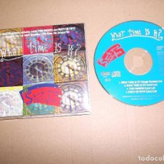 CDs de Música: SPIN DOCTORS (CD/SN) WHAT TIME IS IT? +3 TRACKS AÑO 1993. Lote 68005433