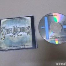 CDs de Música: SPIN DOCTORS (CD/SN) MARY JANE +3 TRACKS AÑO 1994. Lote 68005609