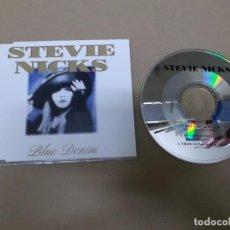 CDs de Música: STEVIE NICKS (CD/SN) BLUE DENIM +2 TRACKS AÑO 1994. Lote 68006953