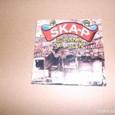 CDs de Música: SKA-P (CD/SN) ESPAÑA VA BIEN +1 TRACK AÑO 1998 - PRECINTADO. Lote 68007201