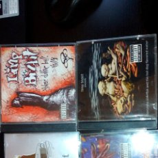CDs de Música: LOTE CD'S LIMP BIZKIT. Lote 68038650