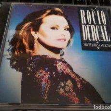 CDs de Música: ROCIO DURCAL - MIS MEJORES CANCIONES. Lote 68050429