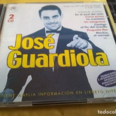 CDs de Música: JOSÉ GUARDIOLA - TODOS SUS EPS EN DISCOS REGAL / 1958-1959 (RAMA LAMA) 2 CD. Lote 68099617
