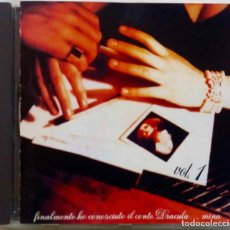 CDs de Música: MINA. FINALMENTE HO CONOSCIUTO IL CONTE DRACULA. VOL 1. CD. Lote 68149069