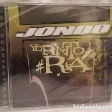 Jondo- Yo pinto Ra