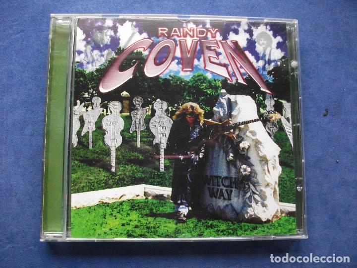 RANDY COVEN WITCH WAY CD ALBUM HEAVY COMO NUEVO¡¡ (Música - CD's Heavy Metal)