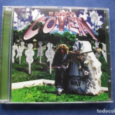 CDs de Música: RANDY COVEN WITCH WAY CD ALBUM HEAVY COMO NUEVO¡¡ PEPETO. Lote 68270897