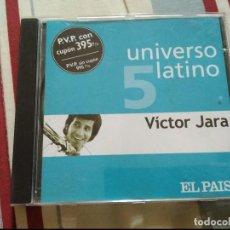 CDs de Música: VICTOR JARA UNIVERSO LATINO 2001. Lote 68294945