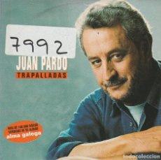 CDs de Música: JUAN PARDO / TRAPALLADAS (CD SINGLE CARTON PROMO 1997). Lote 68352329