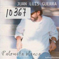 CDs de Música: JUAN LUIS GUERRA / PALOMITA BLANCA (CD SINGLE CARTON PROMO 1999). Lote 68353321