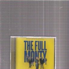 CDs de Música: FULL MONTY BANDA SONORA ORIGINAL. Lote 68353889