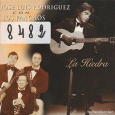 CDs de Musique: JOSE LUIS RODRIGUEZ CON LOS PANCHOS / LA HIEDRA (CD SINGLE CARTON PROMO 1998). Lote 68353901