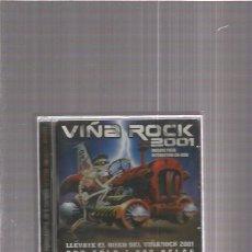 CDs de Música: VIÑA ROCK 2001. Lote 68363989