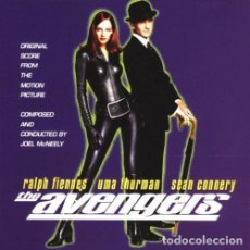CDs de Música: THE AVENGERS / JOEL MCNEELY CD BSO. Lote 39951828