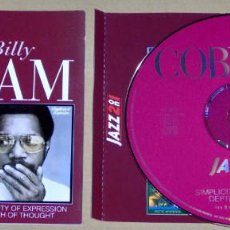 CDs de Música: BILLY COBHAM: MAGIC / SIMPLICITY OF EXPRESSION, DEPTH OF THOUGHT (REMASTERED) - JAZZ. Lote 68495781