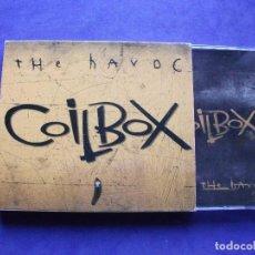 CDs de Música: COILBOX - THE HAVOC - CD ZERO 2004 COMO NUEVO¡¡¡. Lote 68526209