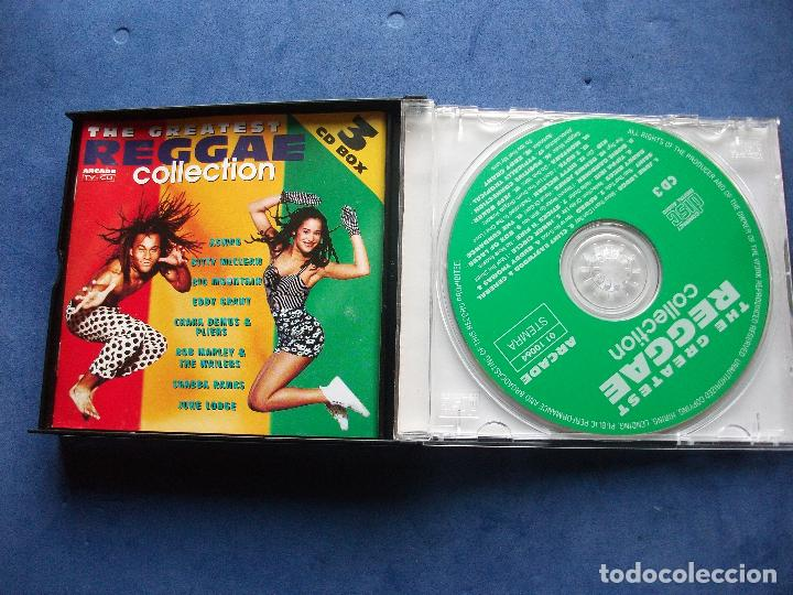 The greatest reggae collection triple cd box ar - Sold