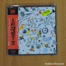 CDs de Música: LED ZEPPELIN - III - CD. Lote 68550577