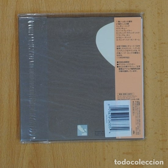 CDs de Música: LED ZEPPELIN - II - CD - Foto 2 - 68550634