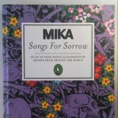CDs de Música: MIKA SONGS FOR SORROW. Lote 68570941