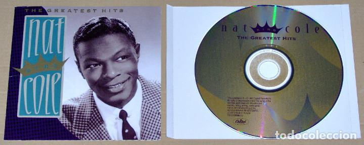 NAT KING COLE: THE GREATEST HITS (Música - CD's Melódica )