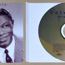 CDs de Música: NAT KING COLE: THE GREATEST HITS. Lote 68582849