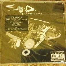 CDs de Música: STAIND , 1996-2006 , THE GREATEST HITS , CD NUEVO. Lote 68618561