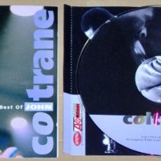 CDs de Música: JOHN COLTRANE: THE VERY BEST OF JOHN COLTRANE - JAZZ. Lote 68675165
